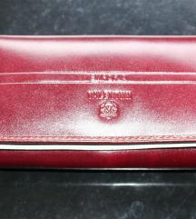 Prelep kožni novčanik Emporio Valentini