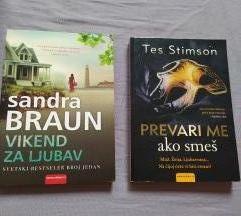 Dve knjige za 600!