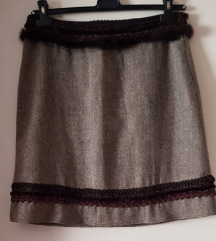Pedro del Hierro vunena suknja, original