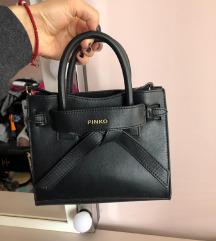 RezzPinko crna torba