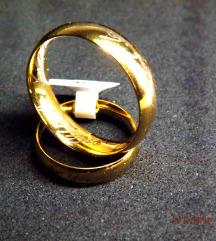 Prsten moci srebrne i zlatne boje br. 6,8,9,12
