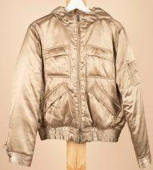 RALPH LAUREN bomber zlatna jakna