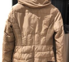 Zara krem jakna