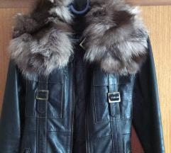 Krzno za jaknu