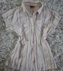 Letnja košulja na roze pruge