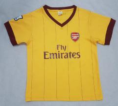Arsenal original deciji žuti dres
