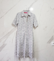 Vintage haljina sa kaišem