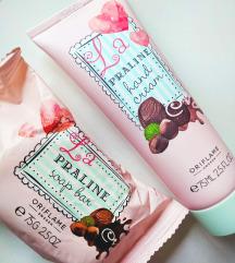 La Praline 🌰 hand cream & soap bar NOVO