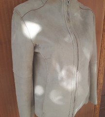🖤✿ Krem kožna jaknica 🖤✿