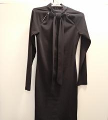 Pin Up crna haljina