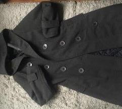Sivi kaput S