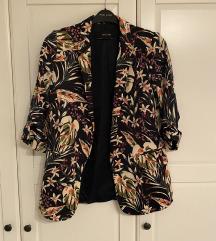 Zara floral blejzer