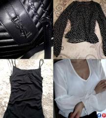 Nova YSL torba, MANGO haljina I dve kosulje 😍
