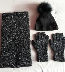 sal kapa i rukavice