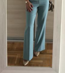 SNIZENJE Zara mint pantalone