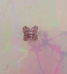 Pandora privezak leptir
