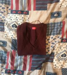 Jesenji džemperić bez rukava