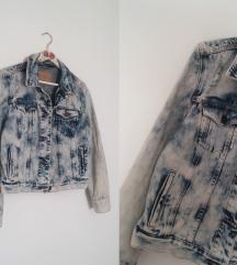 AMISU acid wash teksas jakna