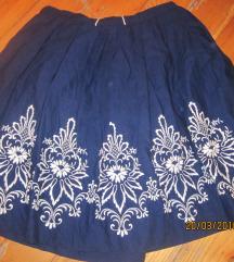 Teget fantasticna suknja