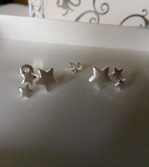 Mindjuse zvezdice penjalice zig 925