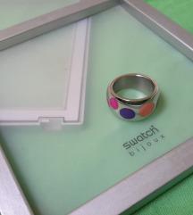 Swatch prsten 17mm u kutiji Jednom nosen