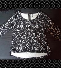 Zanimljiva bluza XL RASPRODAJA