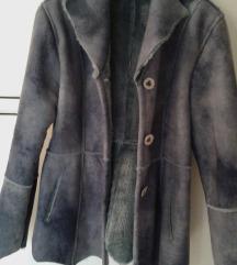 Plava jakna M