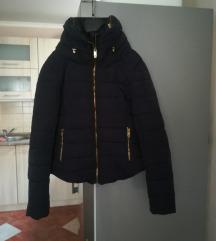 ZARA Basic teget zimska jakna