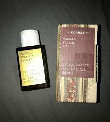 Snizz3000Korres Vanilla Freesia Lychee