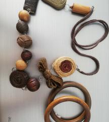 Ogrlica i narukvice