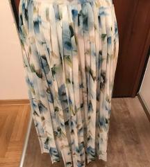 suknja duga sarena