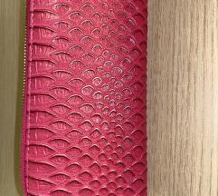 Pink novcanik
