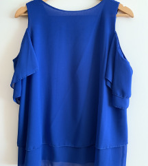 Plava tunika *italijanska proizvodnja*