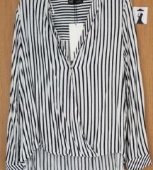 Zara bluza na prugice