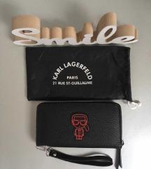 Karl Lagerfeld novcanik