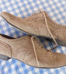 ravne kozne cipele br 41