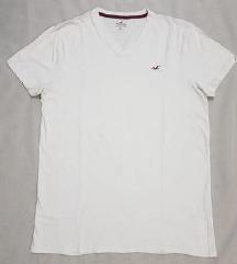 Hollister original muska majica bela