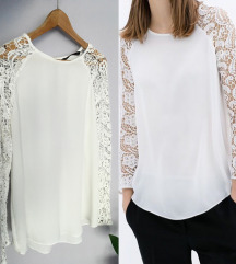 ZARA kao nova bela bluza