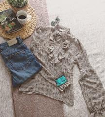 👄ORSAY prozirna bluza M