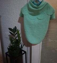 Deblji duksic/bluzica
