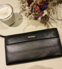 NOV crni novcanik ili pismo torbica