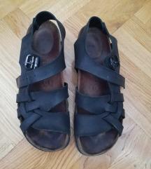 Grubin sandale od goveđe kože