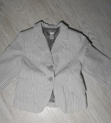Zara sako za devojčive 3-4 godine