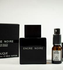 Lalique Encre Noire - Dekant 5/10ml