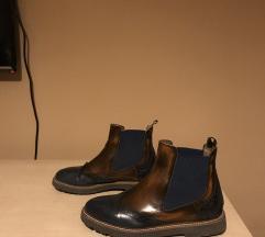 Cinti poluduboke kožne cipele, 37
