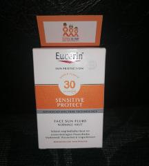 Eucerin fluid za zast osetljive koze spf 30