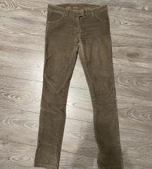 Somotske braon benetton pantalone 38