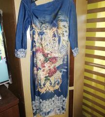 Fashion studio nis/prelepa haljina kao nov