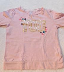 LEFTIES nude roze majcica org. pamuk kao NOVA