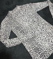 Leopard crno bela majica